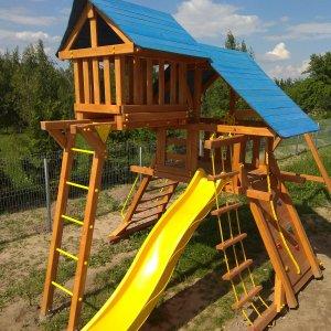 Детский игровой комплекс VikingWood Спартак