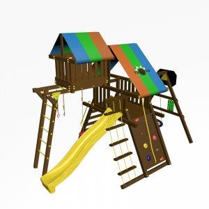 Детский игровой комплекс VikingWood Гуа