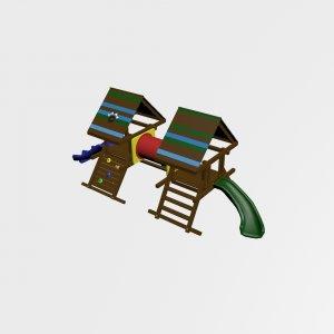 Детский игровой комплекс VikingWood Вик