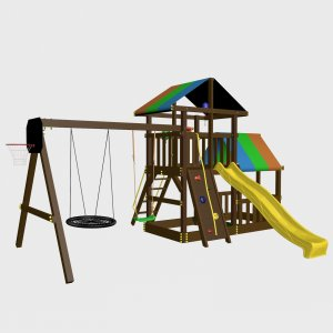 Детский игровой комплекс VikingWood Турин