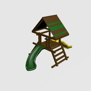 Детский игровой комплекс VikingWood Актос