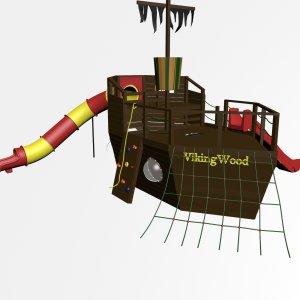 Детский игровой комплекс VikingWood Айова