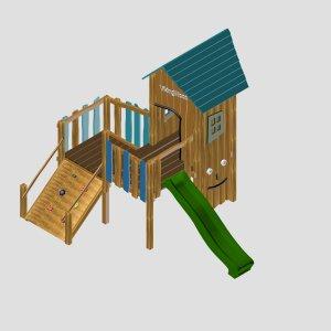 Детский игровой комплекс VikingWood Вилсон