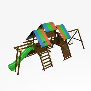 Детский игровой комплекс VikingWood Кальяри