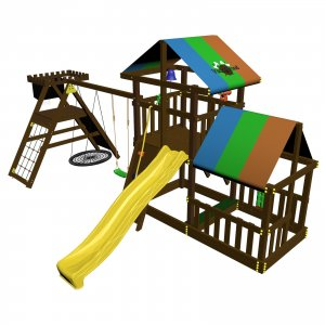 Детский игровой комплекс VikingWood Спайдер