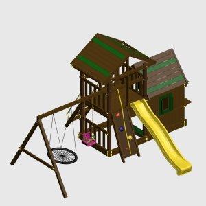 Детский игровой комплекс VikingWood Турин 2