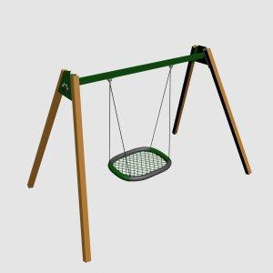Детский игровой комплекс VikingWood ДК-002