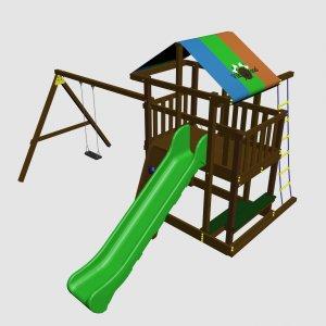 Детский игровой комплекс VikingWood  Сиело Премиум
