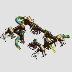 Детская площадка VikingWood Стэйси