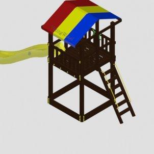 Детский игровой комплекс VikingWood Венеция