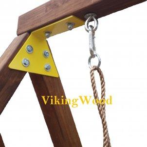 Детская горка VikingWood Лагуна