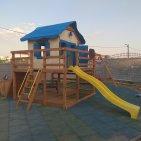 Детский игровой комплекс VikingWood Лоут