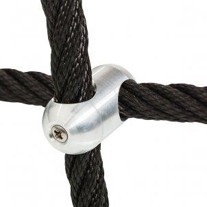 Аллюминиевый кросс-коннектор для армированного каната