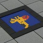 Батут встраиваемый для детских площадок VikingWood