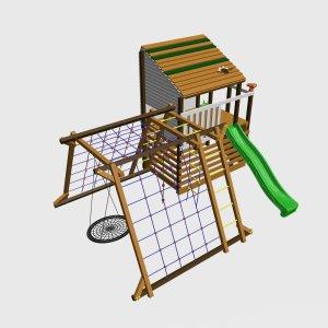 Детский игровой комплекс VikingWood Лоут 6