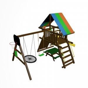 Детский игровой комплекс VikingWood Амиго