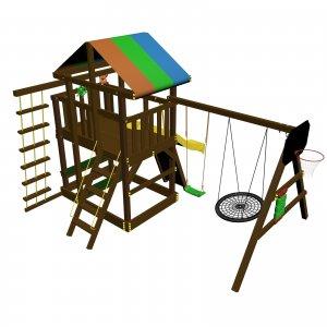 Детский игровой комплекс VikingWood  Сиело