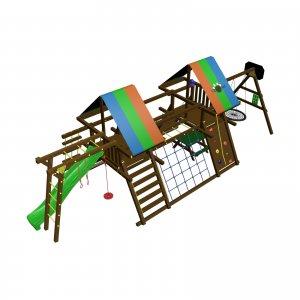 Детский игровой комплекс VikingWood Форто