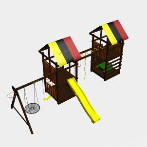 Детский игровой комплекс VikingWood Стокли