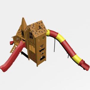 Детский игровой комплекс VikingWood Тироль 1