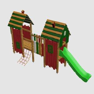 Детский игровой комплекс VikingWood Киндер