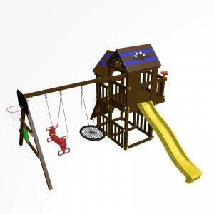 Детский игровой комплекс VikingWood Макомба