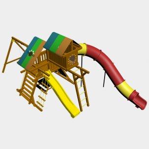 Детский игровой комплекс VikingWood Сфера