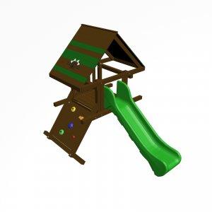 Детский игровой комплекс VikingWood Норд Премиум