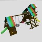 Детский игровой комплекс VikingWood Перфекто