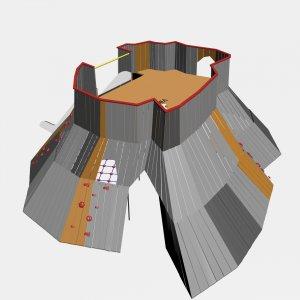 Детский игровой комплекс VikingWood Килиманджаро