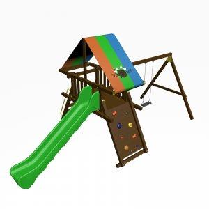 Детский игровой комплекс VikingWood Амиго Премиум
