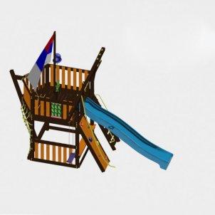 Детский игровой комплекс VikingWood Нептун