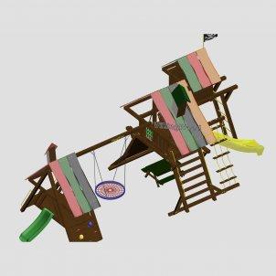 Детский игровой комплекс VikingWood Кидс