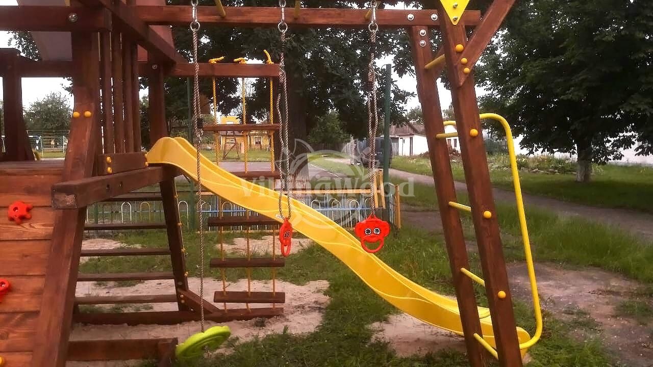 выгодное предложение - покупка игровых комплексов для детей в рассрочку